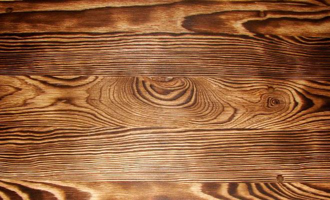 Потёртости древесины