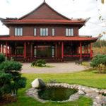 Оформление дачи в китайском стиле